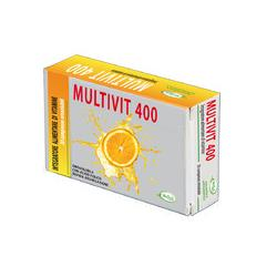 Multivit 400 Integratore 30 Compresse offerta
