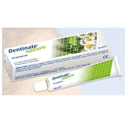 DENTINALE NATURA GEL GENGIVALE 20 ML - FARMACIABORRELLI.IT