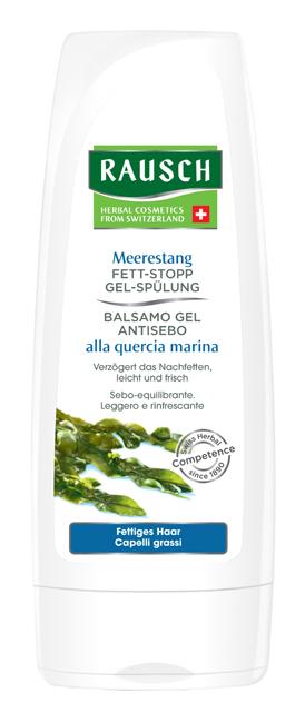RAUSCH BALSAMO GEL ANTISEBO ALLA QUERCIA MARINA 200 ML - Farmaci.me
