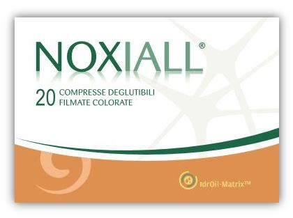 NOXIALL 20 COMPRESSE - Carafarmacia.it