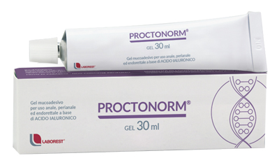 PROCTONORM GEL 30 ML - Spacefarma.it