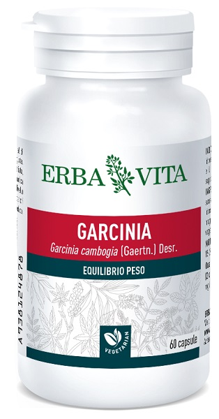 GARCINIA CAMBOGIA 60 CAPSULE 400 MG - Spacefarma.it