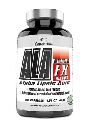 ALA FX 100 CAPSULE - Farmacia Massaro