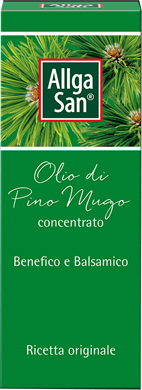 ALLGA OLIO PINO MUGO 10 ML - Farmapage.it