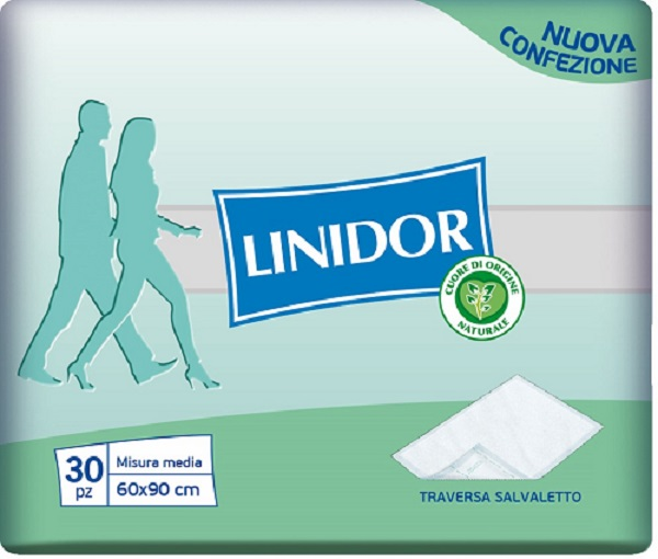 TRAVERSA LINIDOR 60 X 90 CM 30 PEZZI - Farmaseller