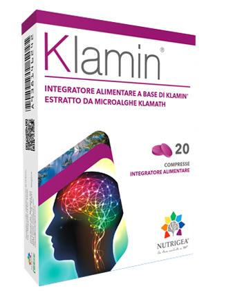 KLAMIN 20 COMPRESSE - farmasorriso.com