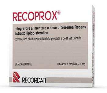 RECOPROX 30 CAPSULE MOLLI - FARMAEMPORIO
