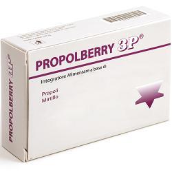 PROPOLBERRY 3P 30 COMPRESSE - Farmaseller
