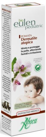 BIOEULEN PEDIATRIC POMATA DERMATITE ATOPICA 50ML - Farmabros.it