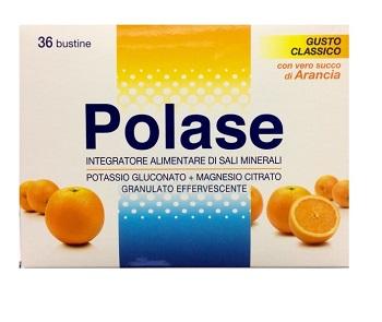 POLASE ARANCIA 36 BUSTINE EFFERVESCENTI - Farmacielo