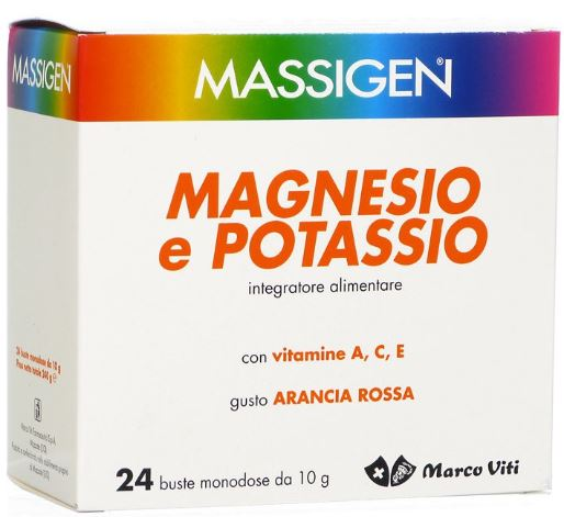 MASSIGEN MAGNESIO POTASSIO 240 G - farmaventura.it