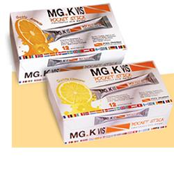 MGK VIS POCKET STICK LIMONE 12 BUSTINE STICK PACK - Spacefarma.it