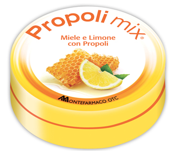 PROPOLI MIX MIELE LIMONE 30 CARAMELLE - Farmaconvenienza.it