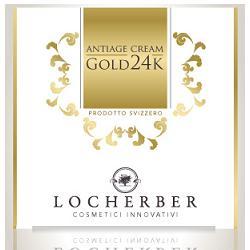 LOCHERBER CREMA GOLD 24K 50 ML - keintegratore.com