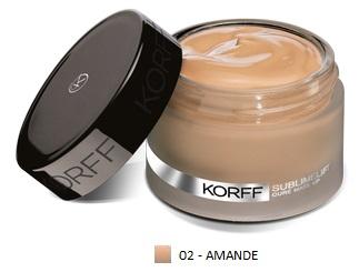 KORFF CURE MAKE UP FONDOTINTA LIFT 02 AMA - Farmabellezza.it