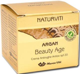 NATURVITI ARGAN CREMA VISO BEAUTY AGE 50 ML - Speedyfarma.it