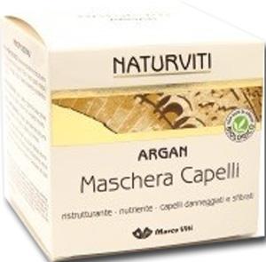 NATURVITI ARGAN MASCHERA CAPELLI 200 ML - Parafarmacia Tranchina