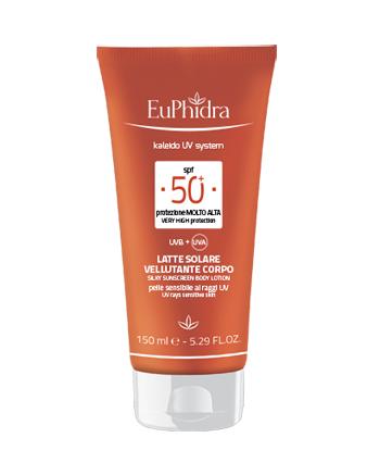 EUPHIDRA KALEIDO UV SYSTEM LATTE SOLARE CORPO 50+ - Farmaciaempatica.it