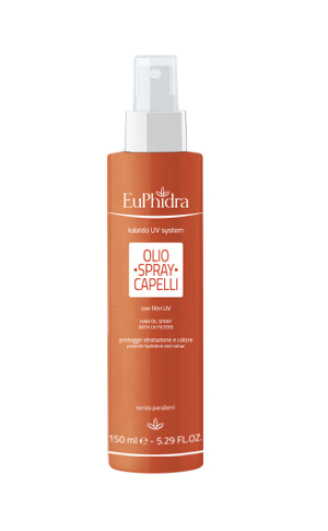 EUPHIDRA KALEIDO UV SYSTEM SPRAY CAPELLI - Farmaciaempatica.it