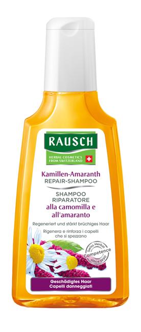 RAUSCH SHAMPOO RIPARATORE ALLA CAMOMILLA E ALL'AMARANTO 200 ML - Sempredisponibile.it