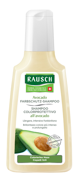 RAUSCH SHAMPOO COLORPROTETTIVO ALL'AVOCADO 200 ML - Farmaci.me