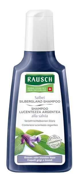 RAUSCH SHAMPOO LUCENTEZZA ARGENTEA ALLA SALVIA 200 ML - Sempredisponibile.it