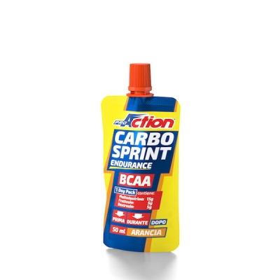 CARBO SPRINT BCAA ARANCIA 50 ML scad. 07/2020 - Spacefarma.it
