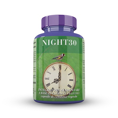 NIGHT 30 60 CAPSULE 28,8 G - Farmaseller
