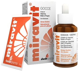 MIRAVIT GOCCE 30 ML - FARMAPRIME
