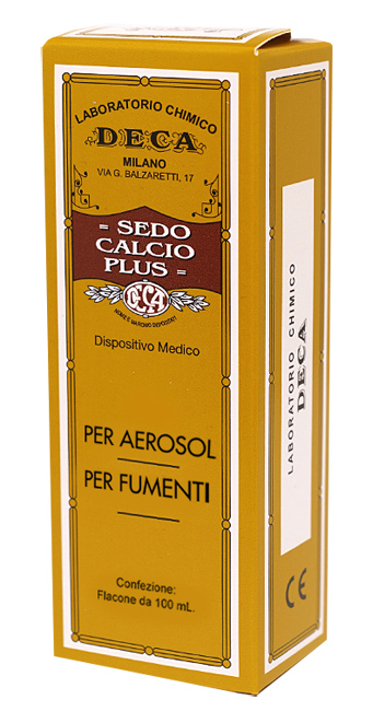 SEDO CALCIO PLUS AEROSOL SOLUZIONE 100 ML - Farmabellezza.it
