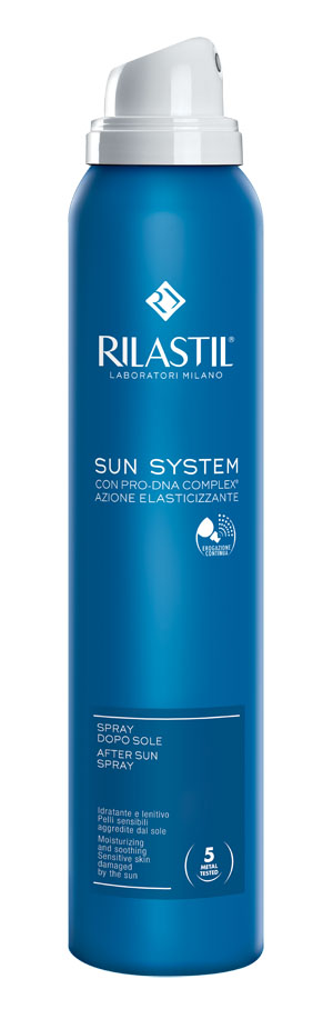 RILASTIL SUN SYSTEM SPRAY DOPOSOLE RINFORZANTE 200 ML - latuafarmaciaonline.it