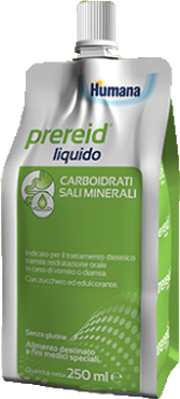 PREREID LIQUIDO 250 ML HUMANA - farmaciadeglispeziali.it
