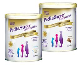 PEDIASURE CRESCITA&SVILUPPO RINFORZA VANIGLIA 400 G - Farmafamily.it