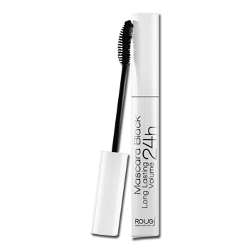ROUGJ MASCARA BLACK 24H LONG LASTING 10 ML - Farmapage.it