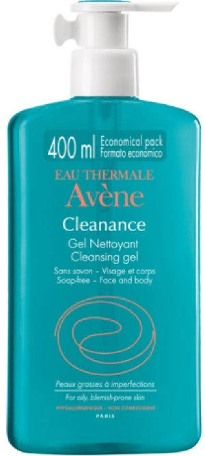 AVENE CLEANANCE GEL DETERGENTE 400 ML - Farmawing