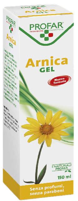 PROFAR ARNICA GEL 150 ML - Farmapage.it