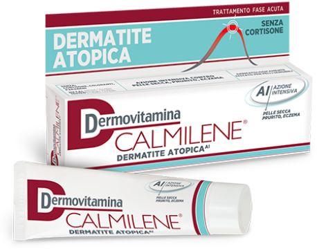 DERMOVITAMINA CALMILENE DERMATITE ATOPICA AI 50 ML - Farmacia Giotti
