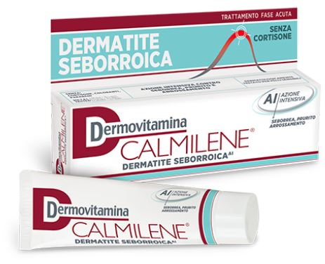 DERMOVITAMINA CALMILENE DERMATITE SEBORROICA AZIONE INTENSIVA 50 ML - Farmafamily.it