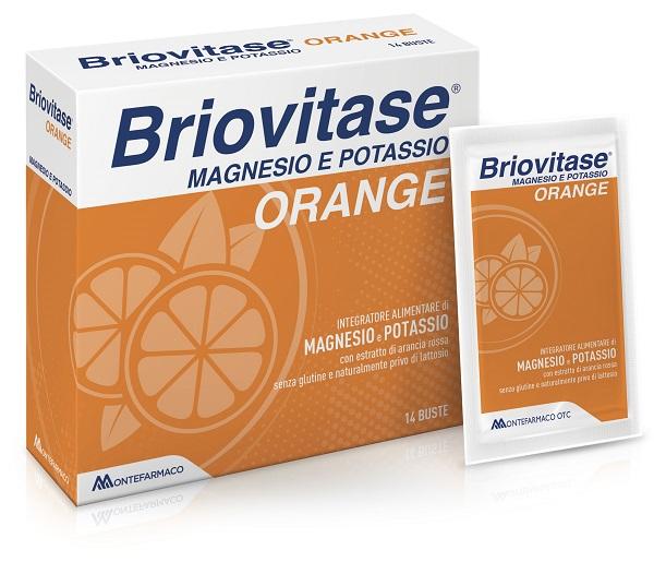 BRIOVITASE ORANGE 14 BUSTINE - Salutefarma.it