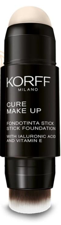 KORFF MAKE UP FONDOTINTA IN STICK 01 7,5 ML - Farmabellezza.it