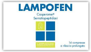 LAMPOFEN 14 COMPRESSE A RILASCIO PROLUNGATO - farmasorriso.com
