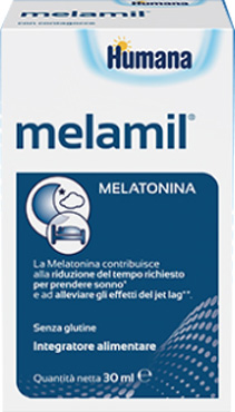 MELAMIL HUMANA 30 ML - Farmastop