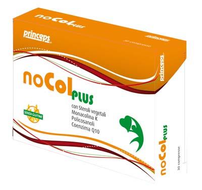 NOCOL PLUS 30 COMPRESSE - Farmacia 33