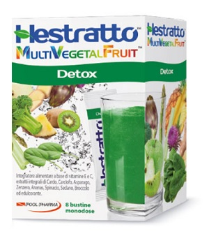 HESTRATTO DETOX 8 BUSTINE DA 8 G - Farmabellezza.it