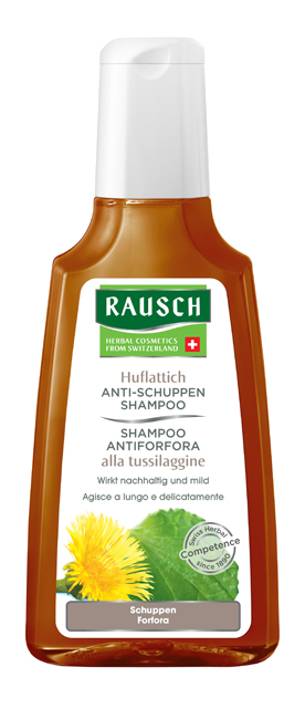 RAUSCH SHAMPOO ANTIFORFORA ALLA TUSSILLAGGINE 200 ML - Sempredisponibile.it