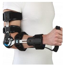 Dr. Gibaud Ortho Innovator X Tutore Gomito Destro