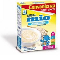 MIO FARINA CEREALI RISO 250 G - Farmacia Castel del Monte