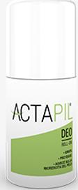 Actapil Deo Roll-On Deodorante Contro Ricrescita del Pelo 50 ml