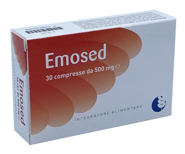 EMOSED 30 COMPRESSE - Farmabaleno