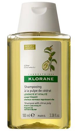 KLORANE SHAMPOO POLPA CEDRO 100 ML - sapofarma.it